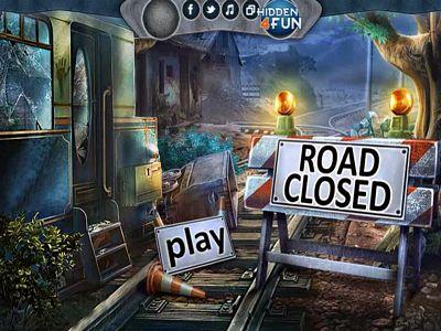 道路封閉來找碴
