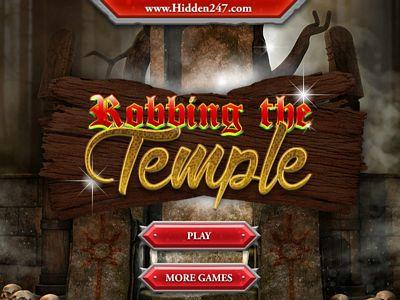 搶劫寺廟來找碴