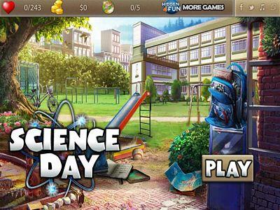 科學日來找碴
