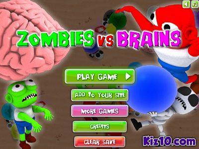 殭屍與大腦