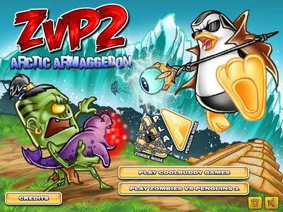 企鵝大戰殭屍2:關卡全開