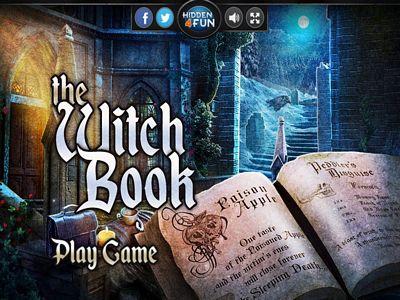女巫之書來找碴