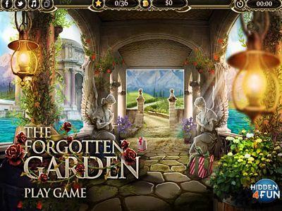 遺忘花園來找碴