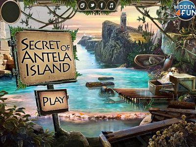 神秘的財富島來找碴