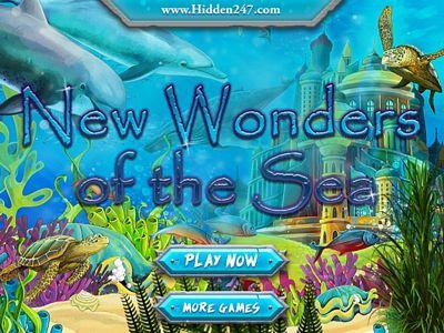 海底世界來找碴