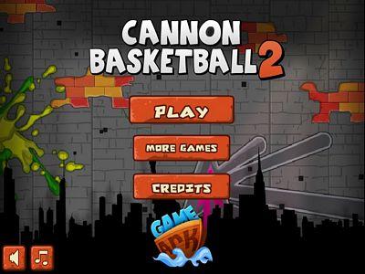 籃球大砲2