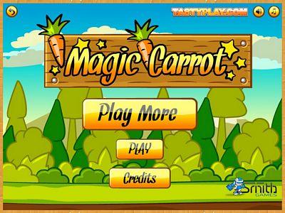 魔法胡蘿蔔