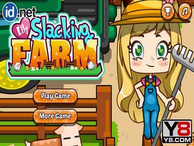 莉莉農場打工
