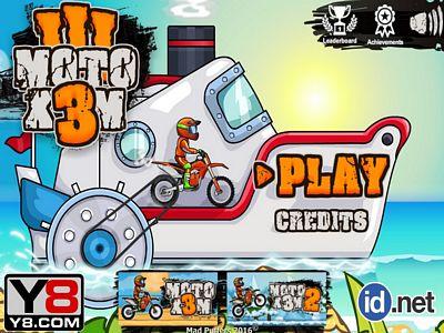 特技摩托車3