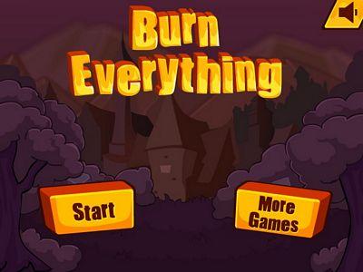 燒毀一切:跳關版