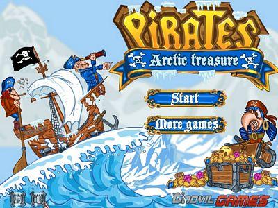 南極海盜:跳關版