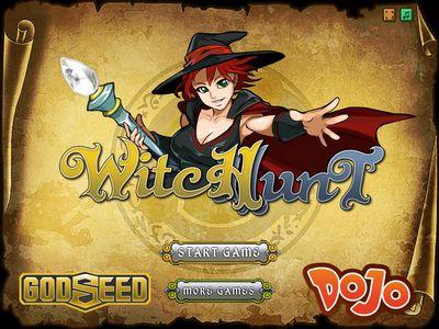 獵魔女巫:修改版