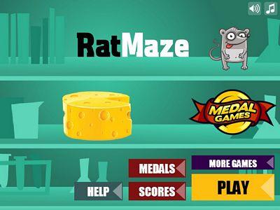 老鼠迷宮:修改版