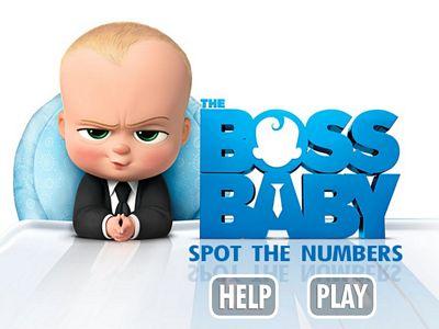 寶貝老闆找數字