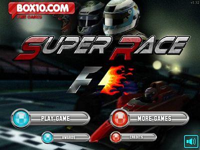 超級F1大賽:修改版