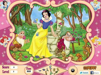 白雪公主來找碴