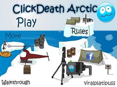 死亡北極研究站