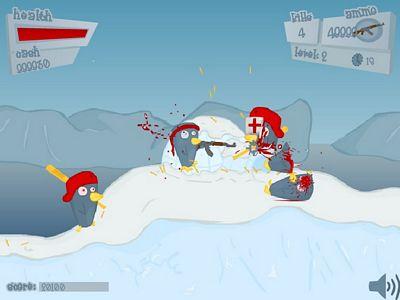 企鵝特戰隊:修改版