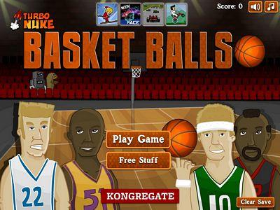 花式籃球:關卡全開
