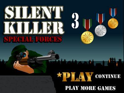 沉默的殺手3:修改版