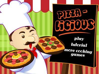 Pizza教室