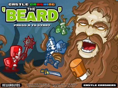 騎士大戰鬍子巨人:修改版