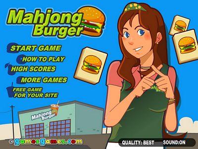 漢堡連連看