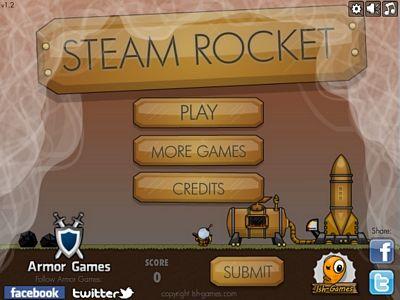 蒸汽火箭:修改版