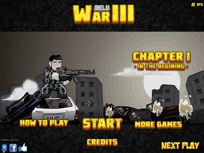 世界大戰3:修改版