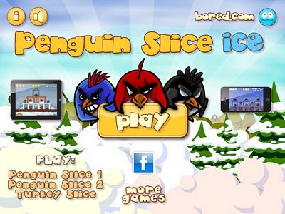 憤怒企鵝:聖誕節