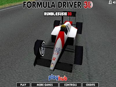 3D-F1大賽:修改版