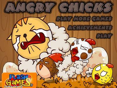 憤怒的小雞:關卡全開