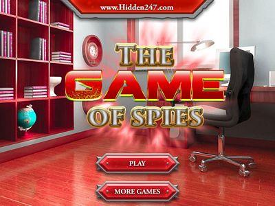 間諜遊戲來找碴