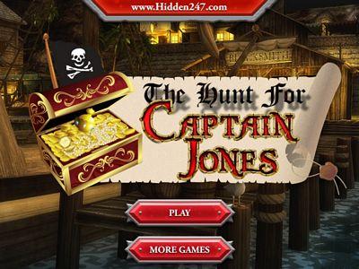海盜瓊斯來找碴