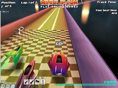 3D飛車2