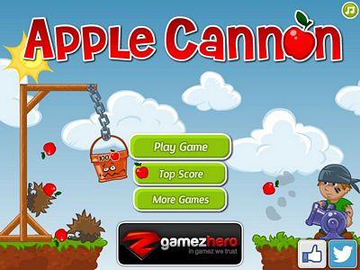 蘋果大砲:跳關版