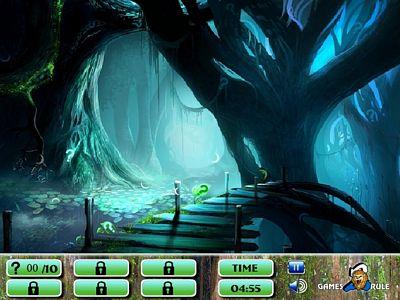 夢幻森林找符號