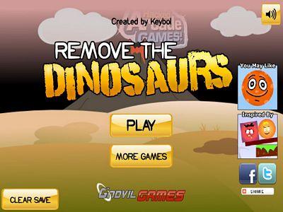 恐龍也瘋狂:關卡全開