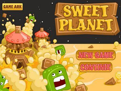 甜食星球:修改版