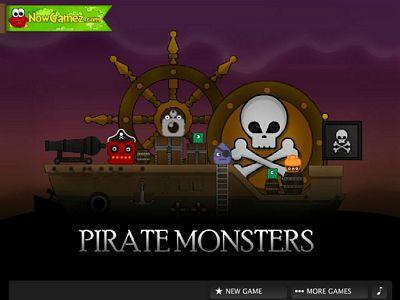 怪物海盜:跳關版