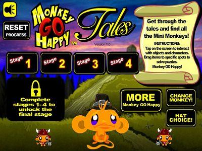 開心猴子:童話故事