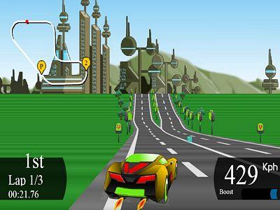 極速賽車Z:修改版