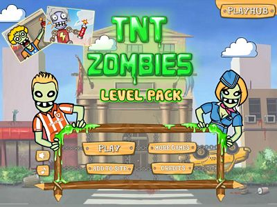 TNT炸殭屍:加強版