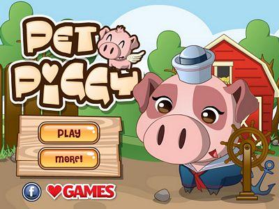 可愛迷你豬
