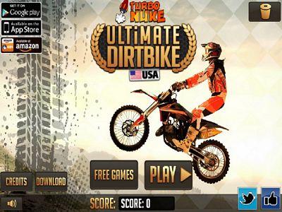 極限越野摩托車