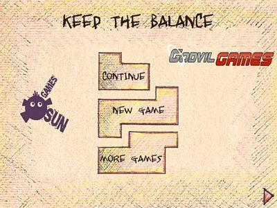 保持平衡:關卡全開