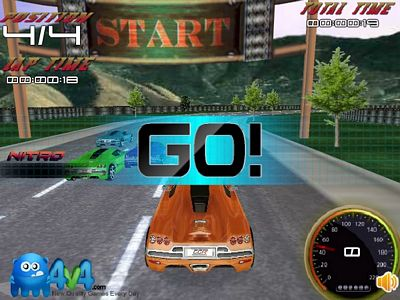跑車漂移大賽:修改版
