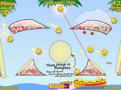 太陽彈珠台:修改版