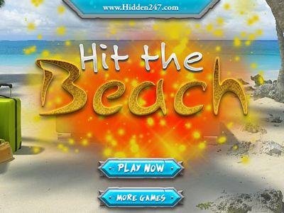 沙灘派對來找碴