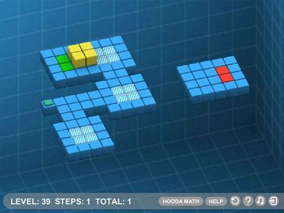 3D立體方塊:關卡全開